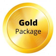 C-Gold Résumé Package - MOST POPULAR!!