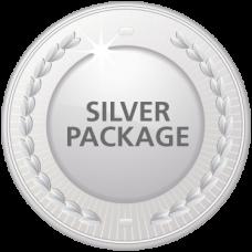 B-Silver Résumé Package